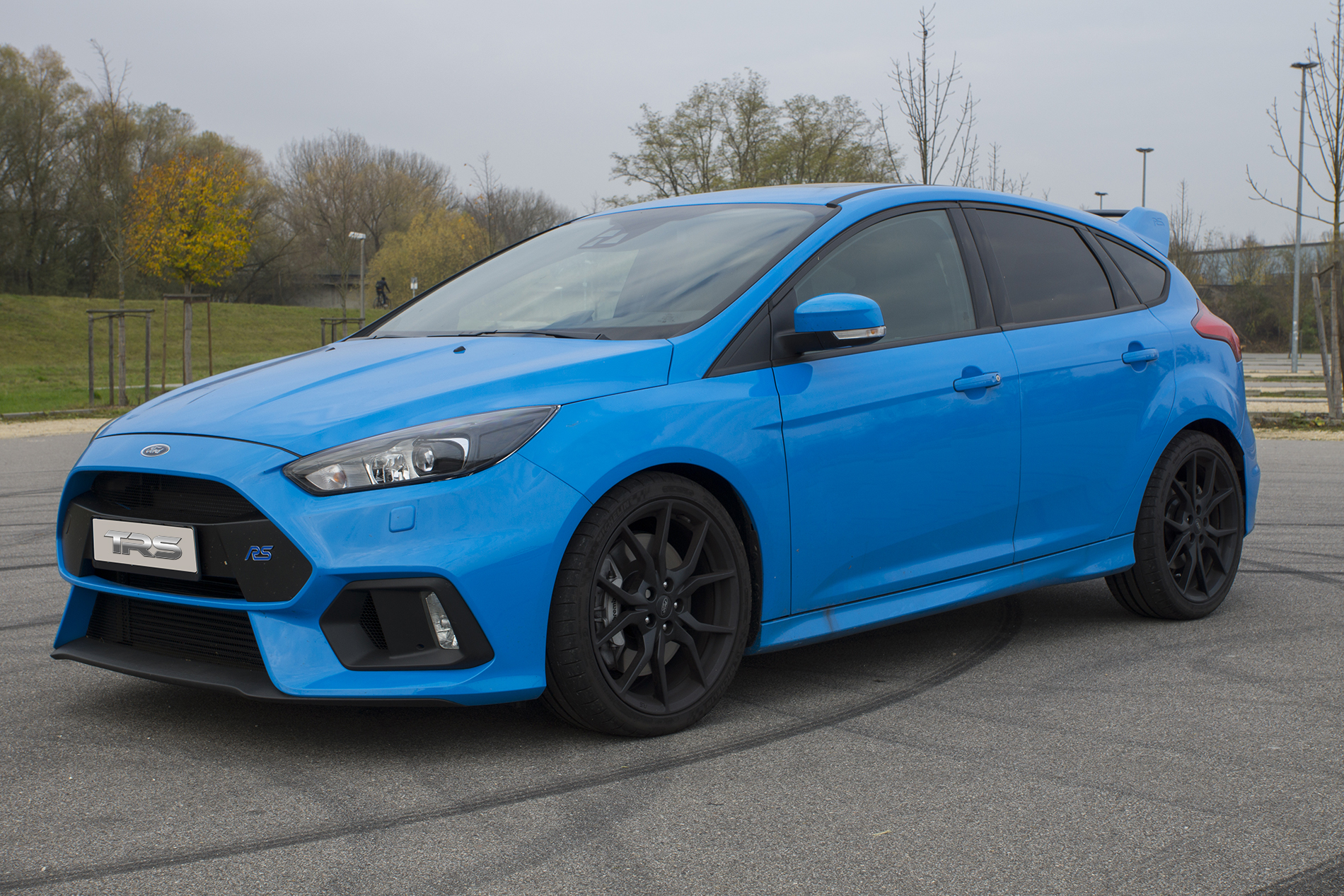Ford Focus RS EcoBoost 4x4